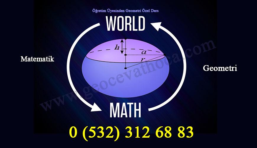 Öğretim Üyesinden Geometri Özel Ders