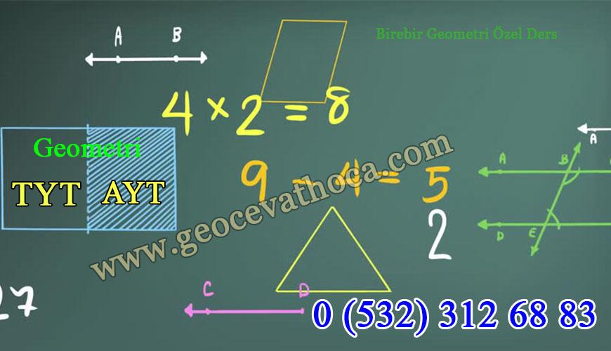 Birebir Geometri Özel Ders