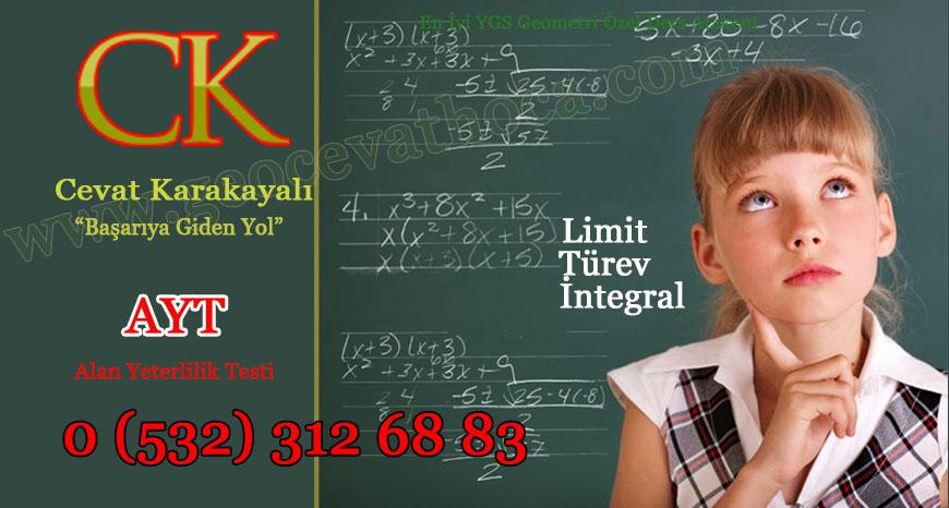 En İyi YGS Geometri Özel Ders Atakent