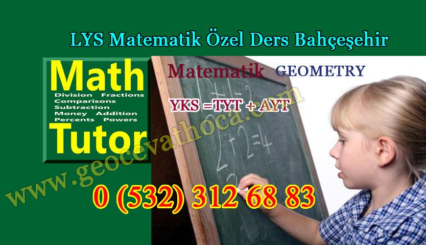 LYS Matematik Özel Ders Bahçeşehir
