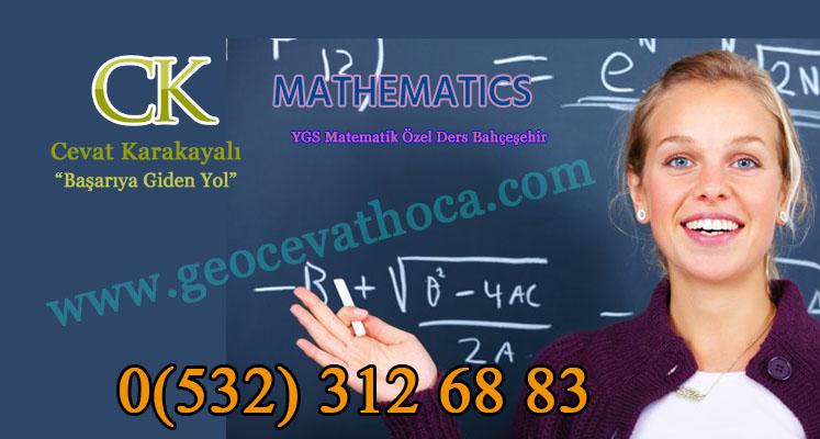 YGS Matematik Özel Ders Bahçeşehir