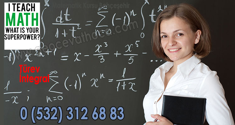Matematik Kursu Bahçeşehir