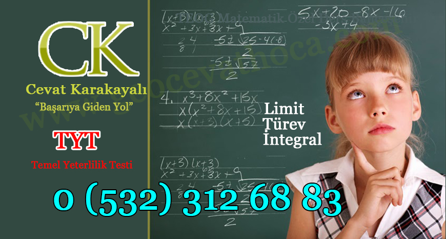 TEOG Matematik Özel Ders Bahçeşehir