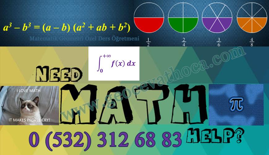 Matematik Geometri Özel Ders Öğretmeni