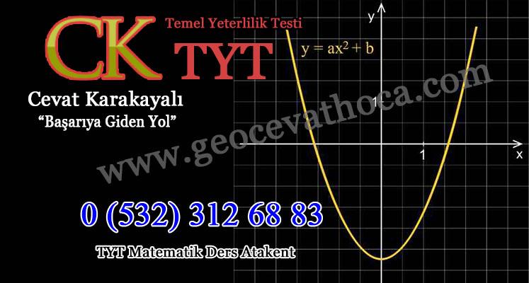TYT Matematik Özel Ders Atakent
