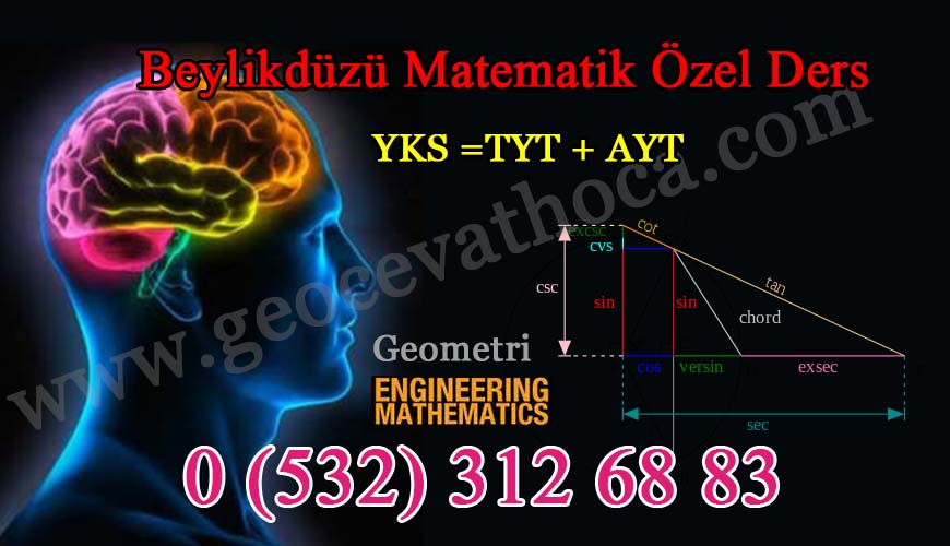 Beylikdüzü Matematik Özel Ders Öğretmeni