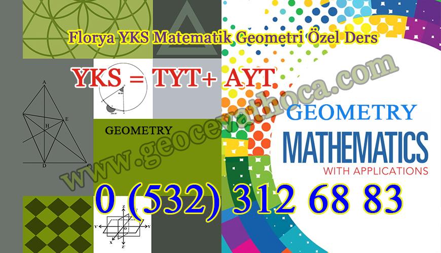 Florya YKS Matematik Geometri Özel Ders