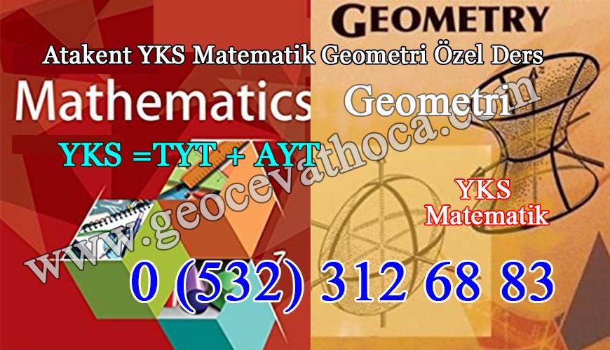 Atakent YKS Matematik Geometri Özel Ders