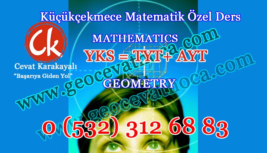 Küçükçekmece Matematik Özel Ders