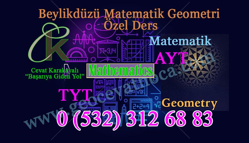 Beylikdüzü Matematik Geometri Özel Ders
