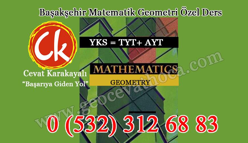 Başakşehir Matematik Geometri Özel Ders