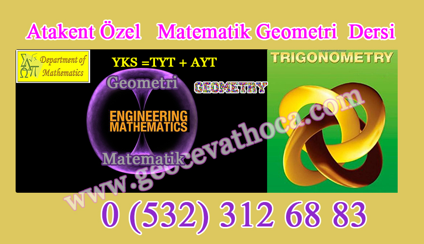 Atakent Özel Matematik Geometri Dersi