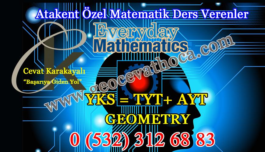 Atakent Özel Matematik Ders Verenler