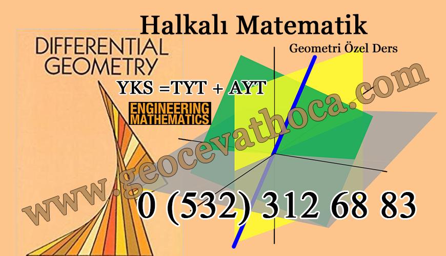 Halkalı Matematik Geometri Özel Ders
