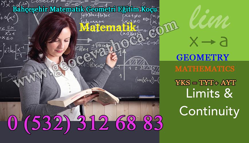 Bahçeşehir Matematik Geometri Eğitim Koçu