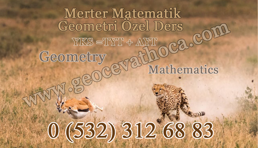Merter Matematik Geometri Özel Ders
