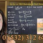 En İyi 10 YKS Matematik Özel Ders