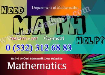 En İyi 10 Özel Matematik Ders Bakırköy