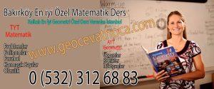 Bakırköy En iyi Özel Matematik Ders