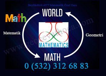 Beylikdüzü AYT Matematik Özel Ders
