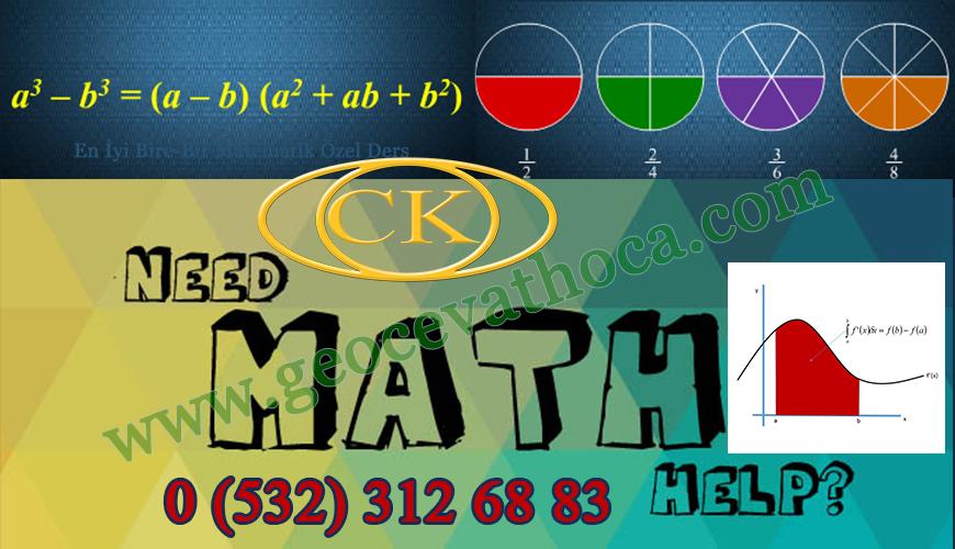 En İyi Bire-Bir Matematik Özel Ders