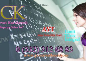 En İyi Özel Matematik Ders