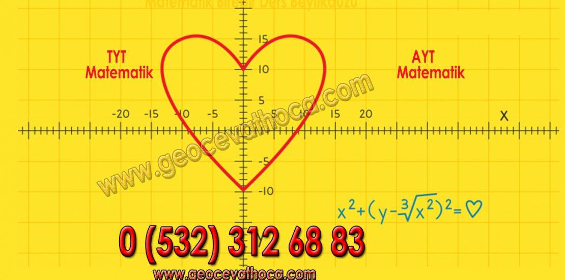 Matematik Birebir Ders Beylikdüzü