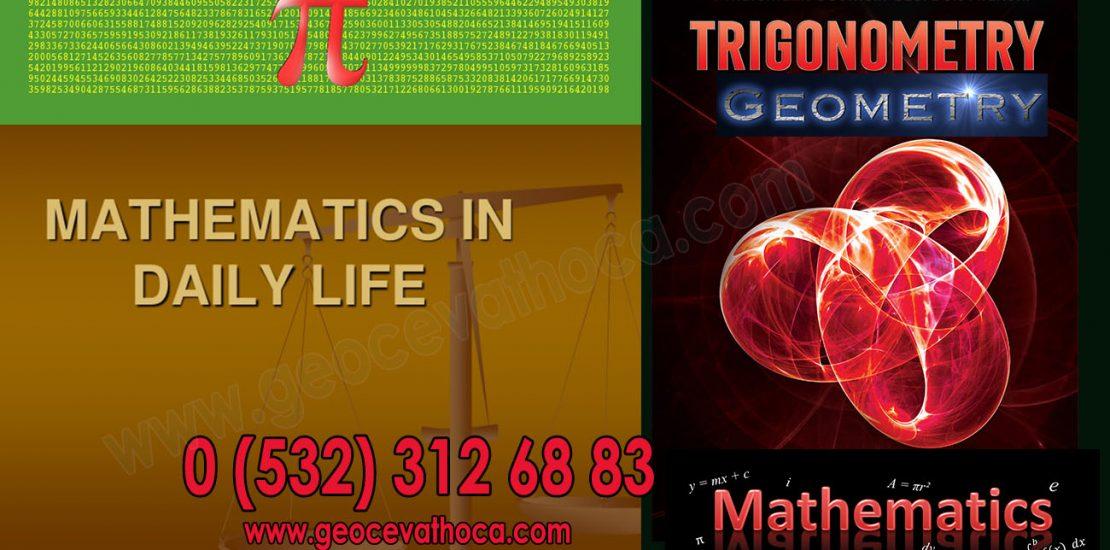 Matematik Geometri Özel Ders Atakent