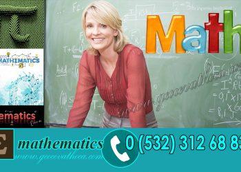 Matematik Birebir Ders Verenler Beylikdüzü