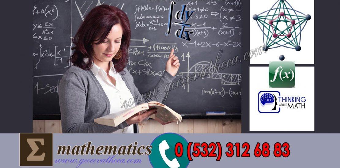 Matematik Özel Dersi Verenler Beylikdüzü