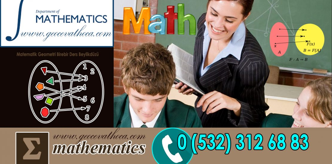 Matematik Geometri Birebir Ders Beylikdüzü