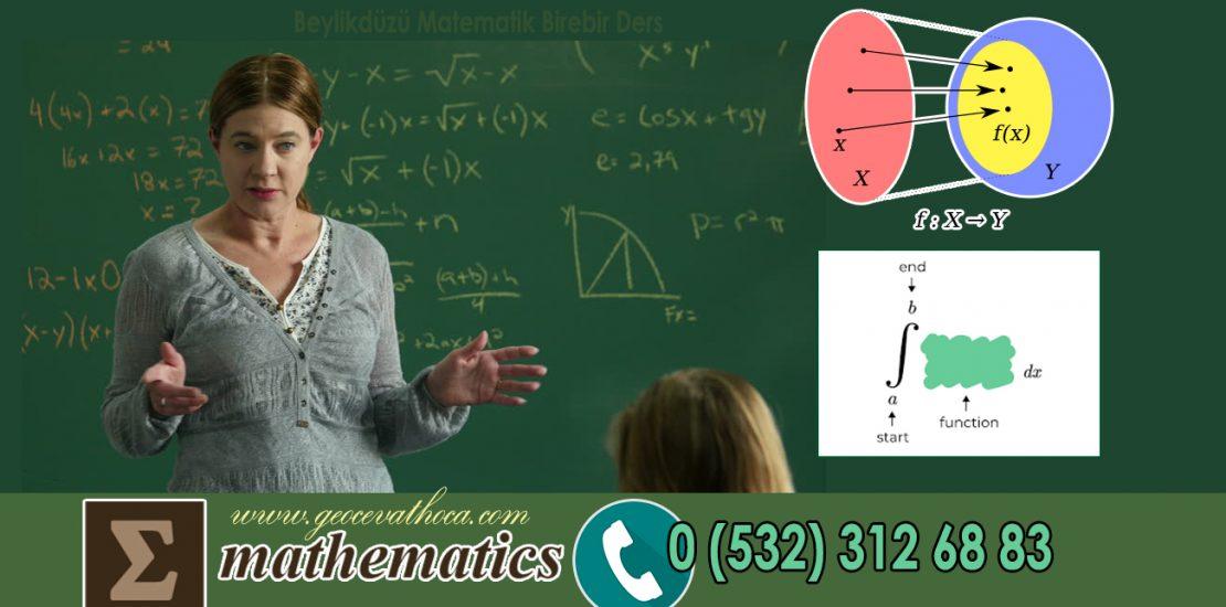 Beylikdüzü Matematik Birebir Ders