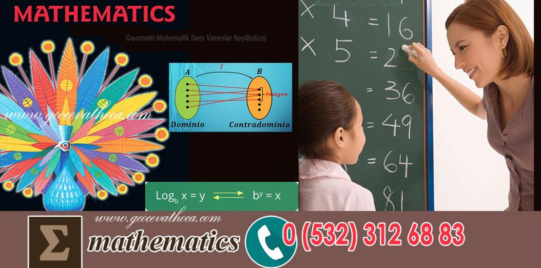 Geometri Matematik Ders Verenler Beylikdüzü