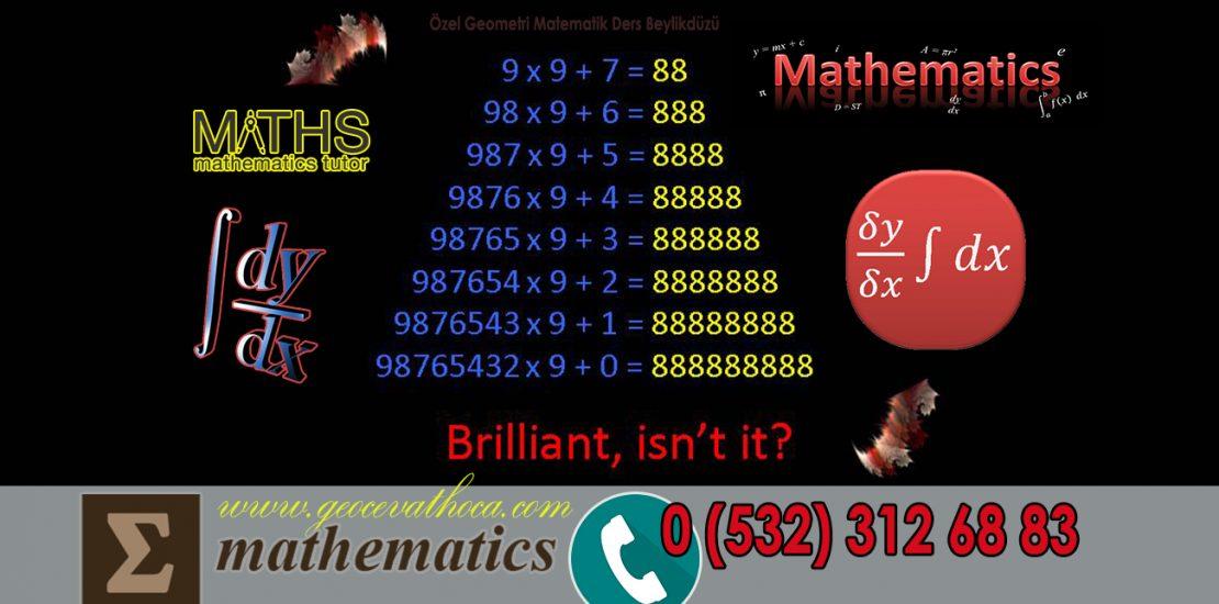 Özel Geometri Matematik Ders Beylikdüzü