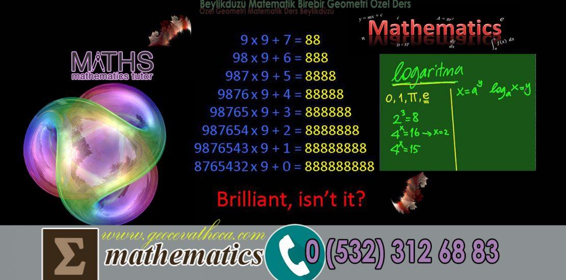 Beylikdüzü Matematik Birebir Geometri Özel Ders