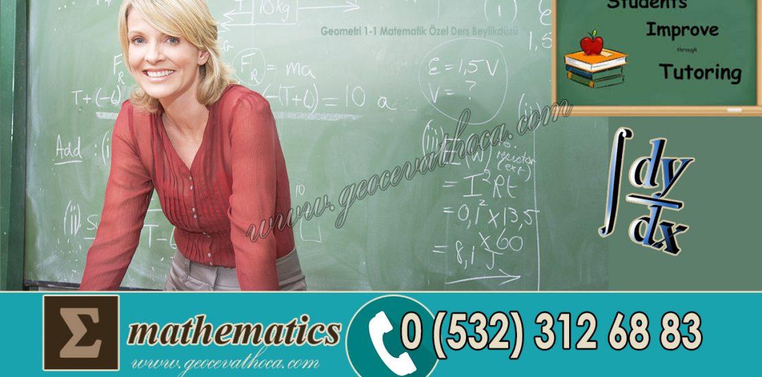 Geometri 1-1 Matematik Özel Ders Beylikdüzü