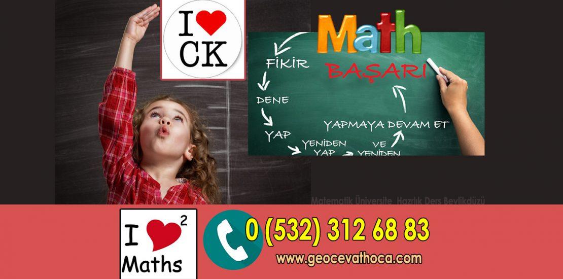 Matematik Üniversite Hazırlık Ders Beylikdüzü